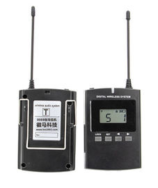 Wireless Two Way Digital Tour Guide Sistem Audio Guide System Untuk Mengajar
